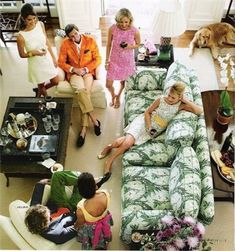 Vintage ~ Lilly Pulitzer