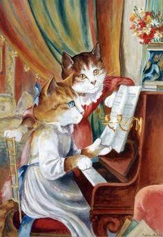 1. Susan Herbert d'après Renoir