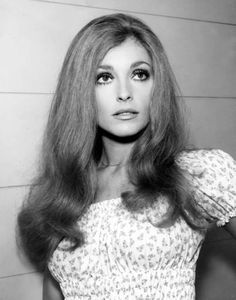 Sharon Tate--people often forget how beautiful she was.
