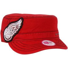 New Era Detroit Red Wing Military Hat
