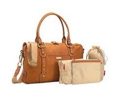 Luxe Nappy Bags #bags, #fashion, #pinsland, https://apps.facebook.com/yangutu