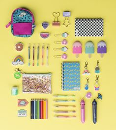all your Back to School Essentials on !Shop all your Back to School Essentials on ! Back To School Highschool, Diy Back To School, Back To School Shopping, Too Cool For School, School Fun, School Ideas, Back To School Bulletin Boards, Kids Stationery, Stationary School
