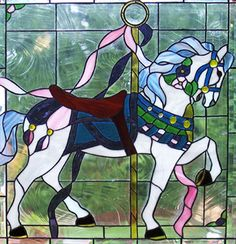 Free Pictures Of Carousel Horses | Carousel horses – an illusion of freedom | The Squirrelbasket