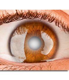 Fotomontaje para poner una foto dentro de un ojo. #fotomontaje www.fotoefectos.com