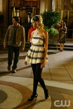 PHOTOS: A Look Back At The Fashion From 'Gossip Girl'