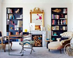 Kris Jenner Office Decor | ... images of the Kardashian/Jenner residence designed by Jeff Andrews