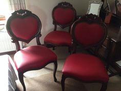 Silik Chairs X2 Louis Vintage Shabby Chic Pink Blue French Rococo Italian  Style | EBay | Antique French Furniture | Pinterest | Shabby Chic Pink, ...