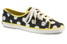 Keds Gets a Second Dose of Kate Spade Fun: Keds for Kate Spade Apple Print Sneakers