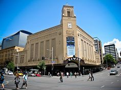 Auckland Civic Theatre Nz History, My Family History, Civic Theatre, Auckland New Zealand, The Beautiful Country, White Sand Beach, South Africa, Opera House, Surfing