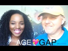 Age Gap Couple Q&A is the focus of today's Vlog. We received a ton of comments inquiring about our ages and age gap. Age Gap Couples, Dating, Lady, Videos, Music, Youtube, Musica, Quotes, Musik