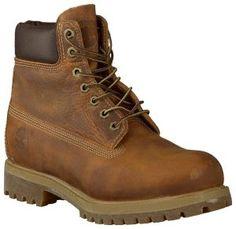 Timberland 27094 CLASSIC 6IN FTM BURNT ORANGE bruin | Omoda schoenen