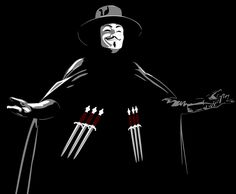 Vendetta by leif-j.deviantart.com on @deviantART