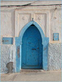 Sidi Ifni Blue