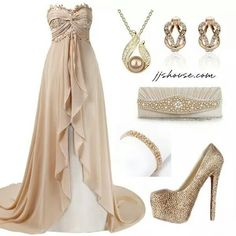 This outfit wil gv u flawless and captivating look