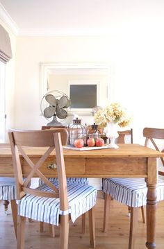 My cottage style dining room reveal 2010 | The Painted Hive