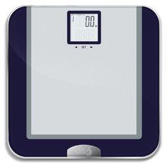 Eatsmart Precision Tracker Digital Bathroom Scale W 400 Lb Capacity And Accutrack