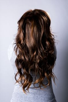 Trendy Hair Style : The Life Styled – Hair Talk – Photo by Ian Sheppard Good Hair Day, Great Hair, Down Hairstyles, Pretty Hairstyles, Hair Color And Cut, Hair Colour, Brunette Hair, Brunette Color, Looks Cool