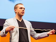 """Skylar Tibbits: The emergence of """"4D printing"""" via TED, a website with 1400+ talks to pique your curiosity on a number of topics."""