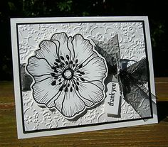TLC500 Floral Etchings by allamericanstampers - Cards and Paper Crafts at Splitcoaststampers