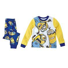 Despicable Me Boys' Knit Pyjamas - Sleepwear - Boys 3-7 - Clothing - The Warehouse