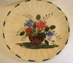 Vintage Southern Potteries Inc. Blue Ridge by ShellysPlace2Buy