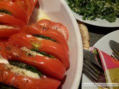 tomaat uit de oven