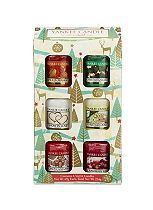 Yankee Candle 6 Votives Gift Set Christmas Collection