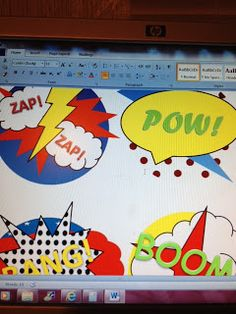 Complete D-I-Y Superhero Birthday Party (ALL FREE): Printables for The Superhero