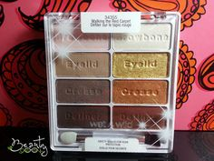 """Wet n Wild Color Icon Eyeshadow Palette """"Walking the Red Carpet"""" Spring Collection"""