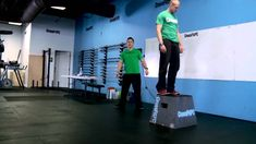 CrossFit - Efficiency Tips: Box Jumps with Matt Chan. this just changed my entire outlook on this skill