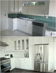 Nice Before and After A Stunning Ikea Kitchen Transformation