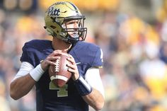 2017 NFL Draft: Nathan Peterman/QB, Pittsburgh