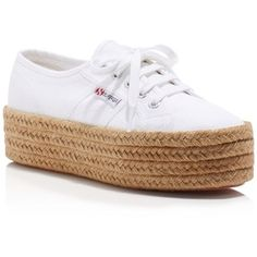 Designer Clothes, Shoes   Bags for Women   SSENSE. White Platform  SneakersWhite ... c70c312595