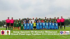 SSB ASIOP  Apacinti VS SSi Matador Mekarsari  Final Liga TopSkor U-13 20...