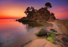 Photo Cala Cap Roig. by Lluis  de Haro Sanchez on 500px