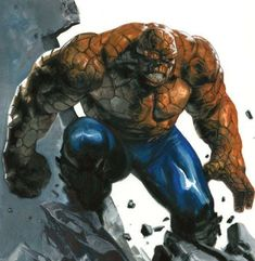 The Thing by Gabriele Dell'Otto: