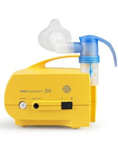 PARI JuniorBOY SX Inhalator, Elektrische Dampfinhalator