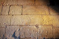 Graffiti de l'ouvrage du Martelet du chateau de Loches