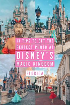 Top Disney World Photo Spots: How to get the Perfect Photo at Disney in 2020 | Disney world florida,