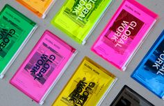Global Work 2013 SS by THINGSIDID, via Behance