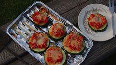 cukinia z grilla / grilled zucchini