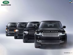 Generation Land Rover