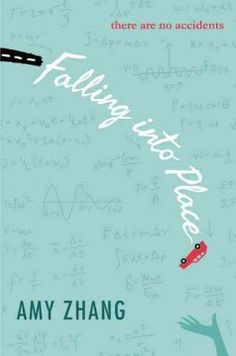 Falling into Place by Amy Zhang - A story told through nonlinear flashbacks traces a teen girl's effort to commit suicide by crashing her car into a tree, detailing the events leading up to her decision from the perspective of an unexpected narrator.