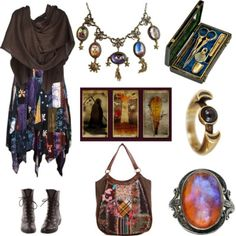 Witchy Fashion blog