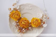 Handmade Jewellery and flowers work Chebbi Schick's products - 411 products | VK