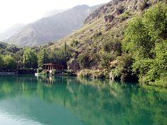 Zaros Lake, Kreta, Griekenland