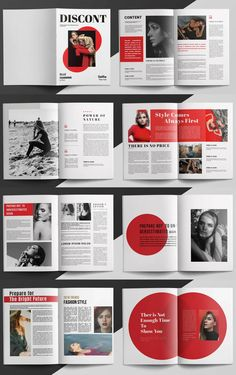 Page Layout Design, Graphic Design Layouts, Graphic Design Inspiration, Magazine Design Inspiration, Layout Inspiration, Magazine Page Design, Fashion Magazine Layouts, Magazine Page Layouts, Booklet Layout