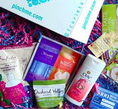 PINCHme Box of FREE Samples! | PINCHme.com