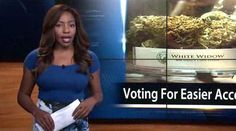 "Charlo Greene made headlines in 2014 when the then 26-year-old memorably quit her TV reporting gig on air while announcing her intention to push for the legalization of marijuana in Alaska: She said, ""F--- it, I quit,"" before walking out of view.  But as the Guardian reports, her ensuing off-screen plight has been largely ignored, even though she faces more than a half-century in prison. That's because Greene, whose legal name is Charlene Egbe, isn't just a cannabis advocate but the owner…"