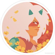 Of course we need Pink Pearl (or 🏐) to complete the set! 💕 I loved her episode in future! I hope well see her again. Steven Universe Stickers, Steven Universe Wallpaper, Steven Universe Drawing, Steven Universe Characters, Steven Universe Movie, Universe Art, Jasper Steven Universe, Steven Universe Diamond, Steven Universe Pictures